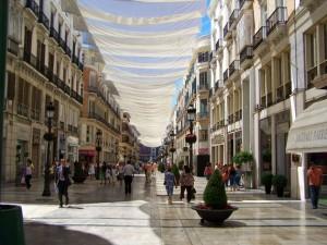 Malaga City Center