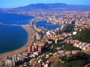 Malaga surrounding areas